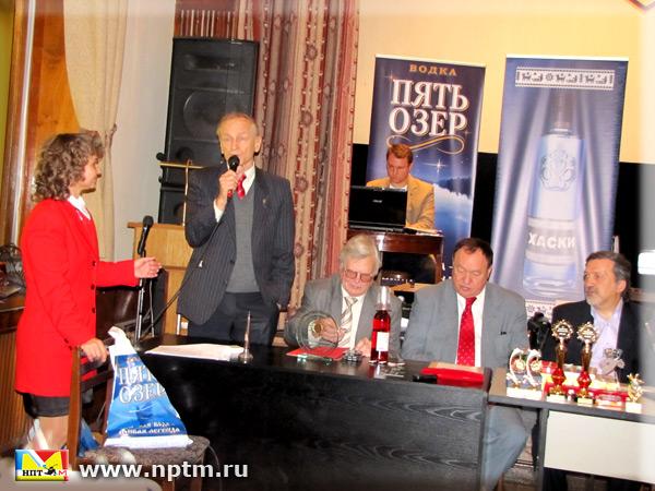 Международный конкурс Национальной литературной премии «Золотое Перо Руси» 2011