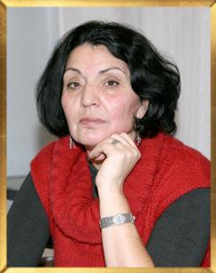 Эсмеральда  Яннаки - журналист из Греции