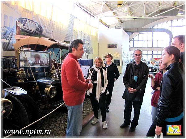 Автопроект Адольфа Гитлера. Ретро-автомобили. Презентация новой коллекции в Музее ретро-автомобилей на Рогожском валу. Фотогалерея Марии Карпинской НПТМ