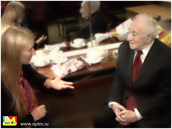интервью Марии Карпинской с Георгием Григорьевичем Натансоном
