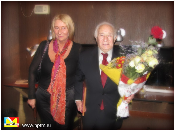 Георгий Натансон и Мария Карпинская