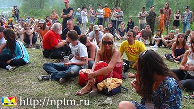 НПТМ на Грушинском фестивале 2012