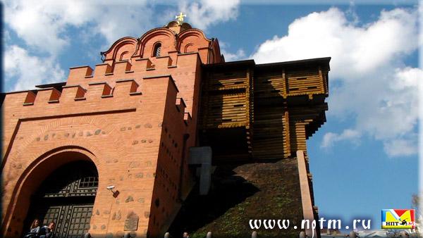 Киев. Золотые ворота. НПТМ