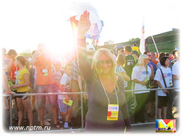 ONФорум 2011. фотогалерея Марии Карпинской НПТМ