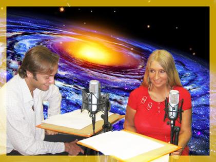 Послание Бога. Диалог Души и Создателя. Авторский текст читают Мария Карпинская и Василий Пугачев