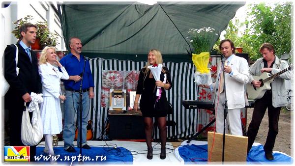 День Рождения Марии Карпинской 2012