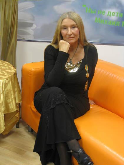 Мария Карпинская - Женщина Мира