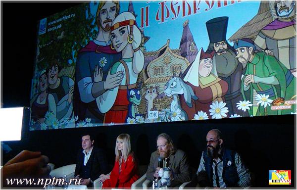 анимационный фильм Сказ о Петре и Февронии которого мы все ждали.