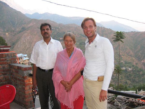Тибет в Индии. Дхарамсала - маленькая Лхаса. Путешествие по Индии с Марией Карпинской