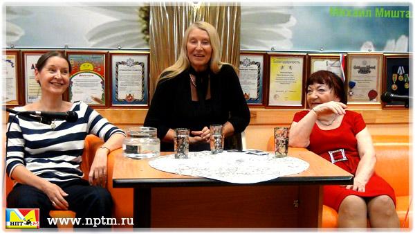Передача НПТМ Московские кухни. Карпинские - Брук