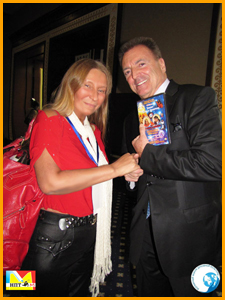 Арманд Ассанте и Мария Карпинская Armand Assante and Maria Karpinskaya